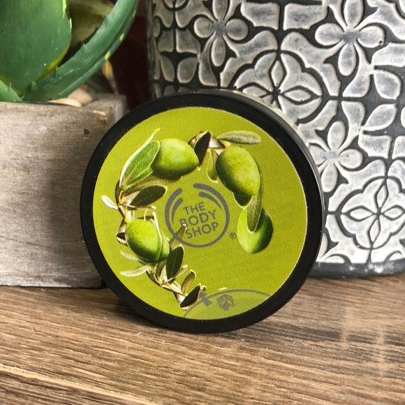 The Body Shop Other - 5 for $25 The Body Shop Olive Exfoliating Scrub